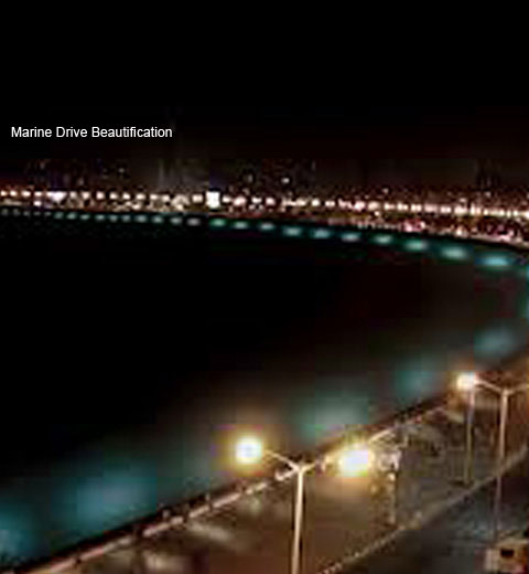Marine Drive Beautification