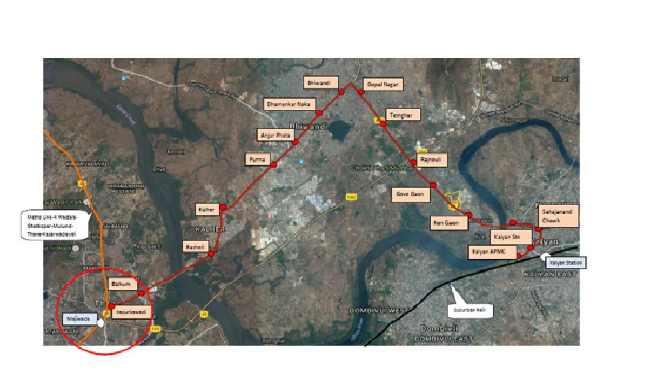 Mumbai Metropolitan Region Development Authority - Metro