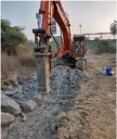 Hard Rock Excavation for pipeline - Hard Rock Excavation for pipeline