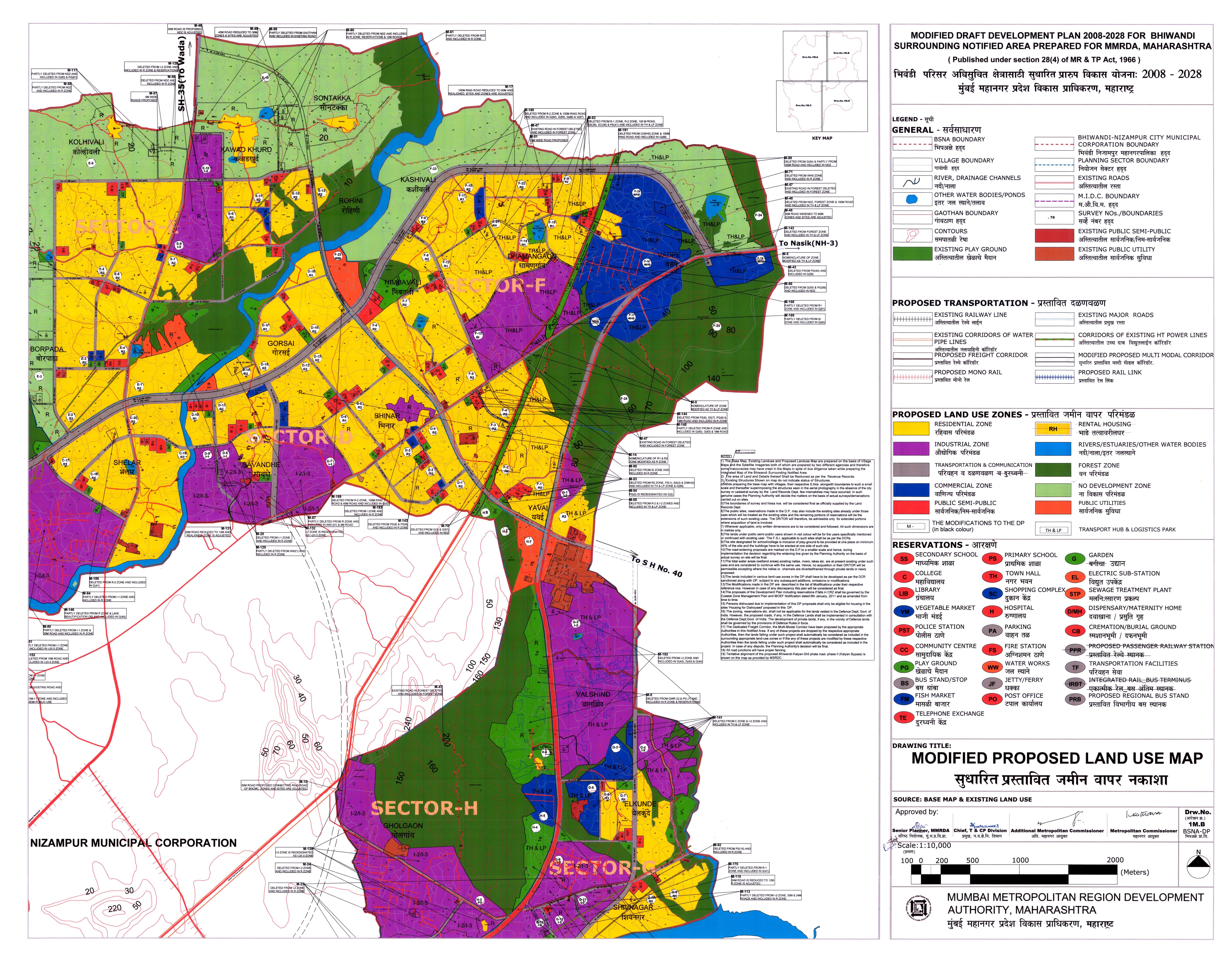 Mumbai 2012 pdf new dcr