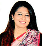 Dr. Sonia Sethi, IAS, Additional Metropolitan Commissioner and Project Director MUTP, MMRDA